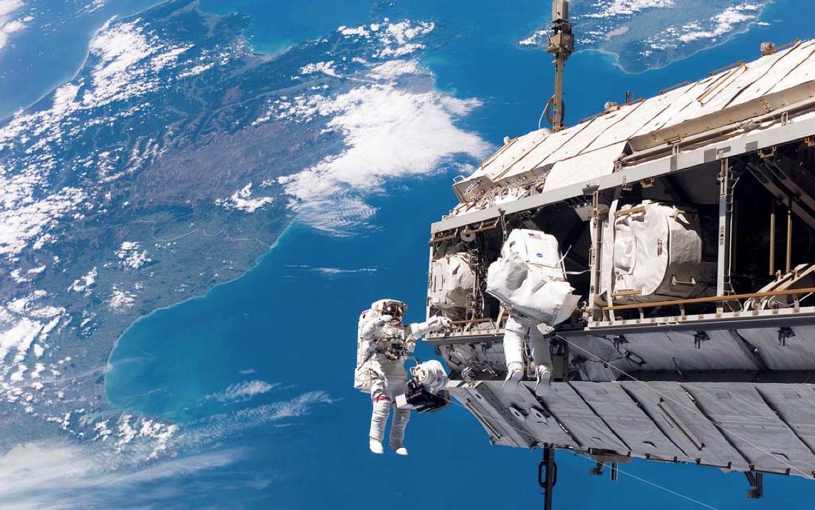 nasa space shuttle in orbit - photo #33