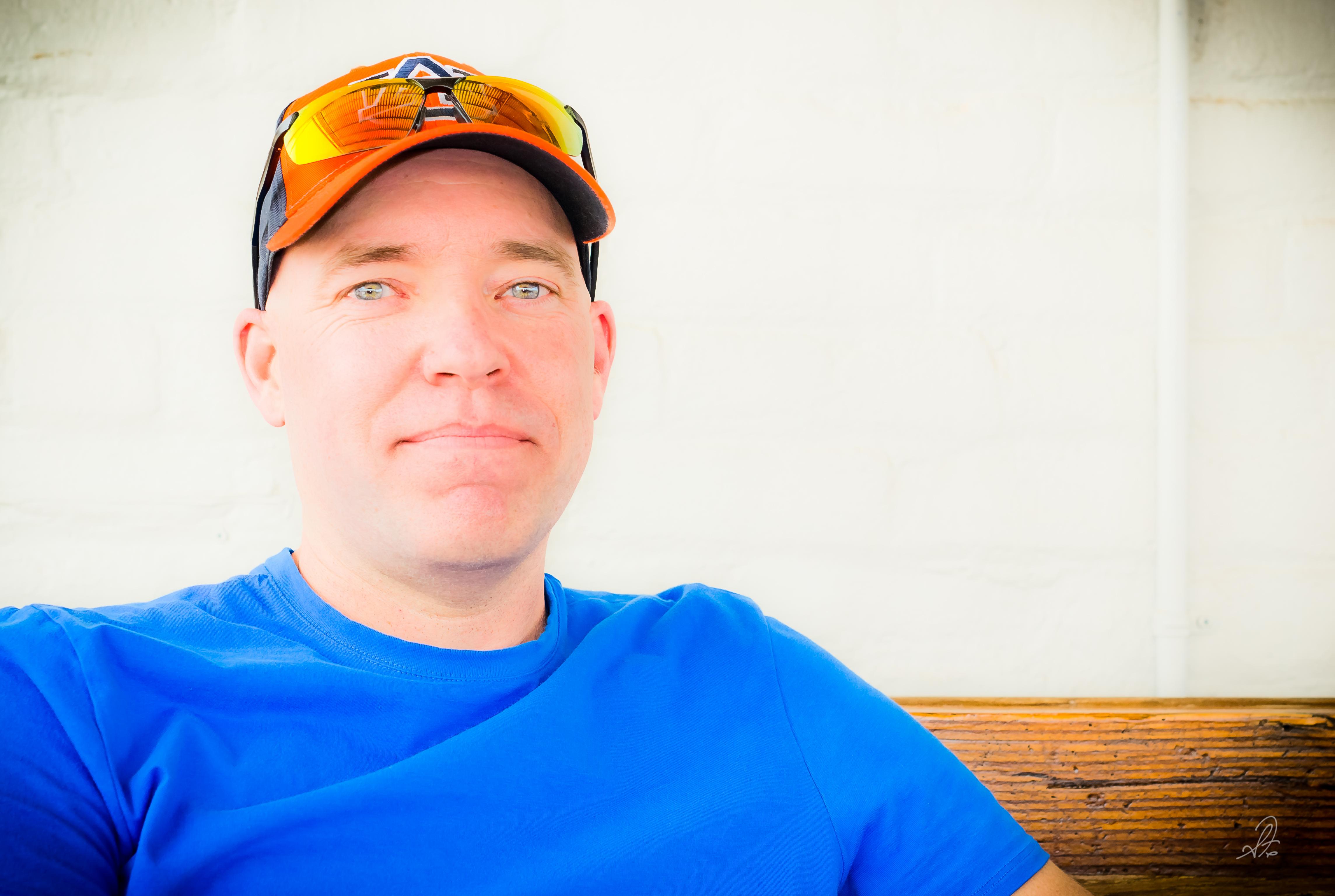 Scott Fillmer Self Portrait, 2014
