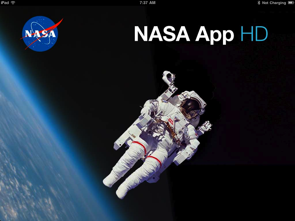 Space Shuttle Discovery's Last Launch and the iPad NASA ...