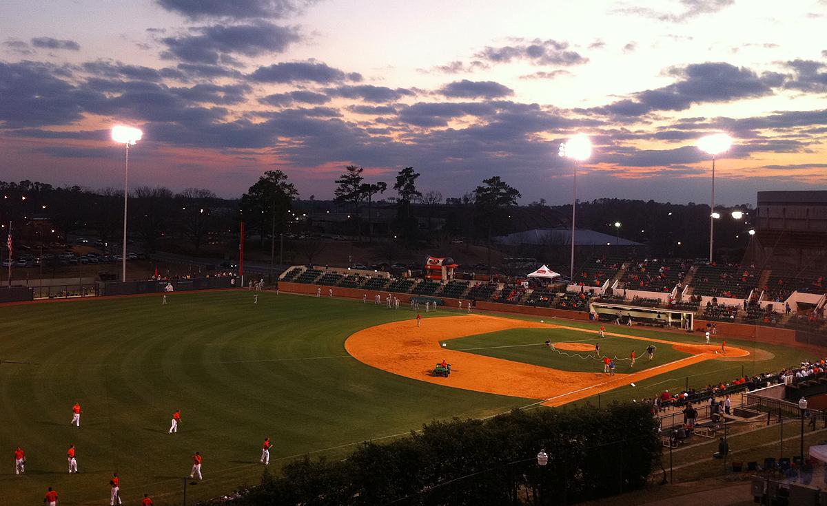 Auburn Tigers Sports Venues