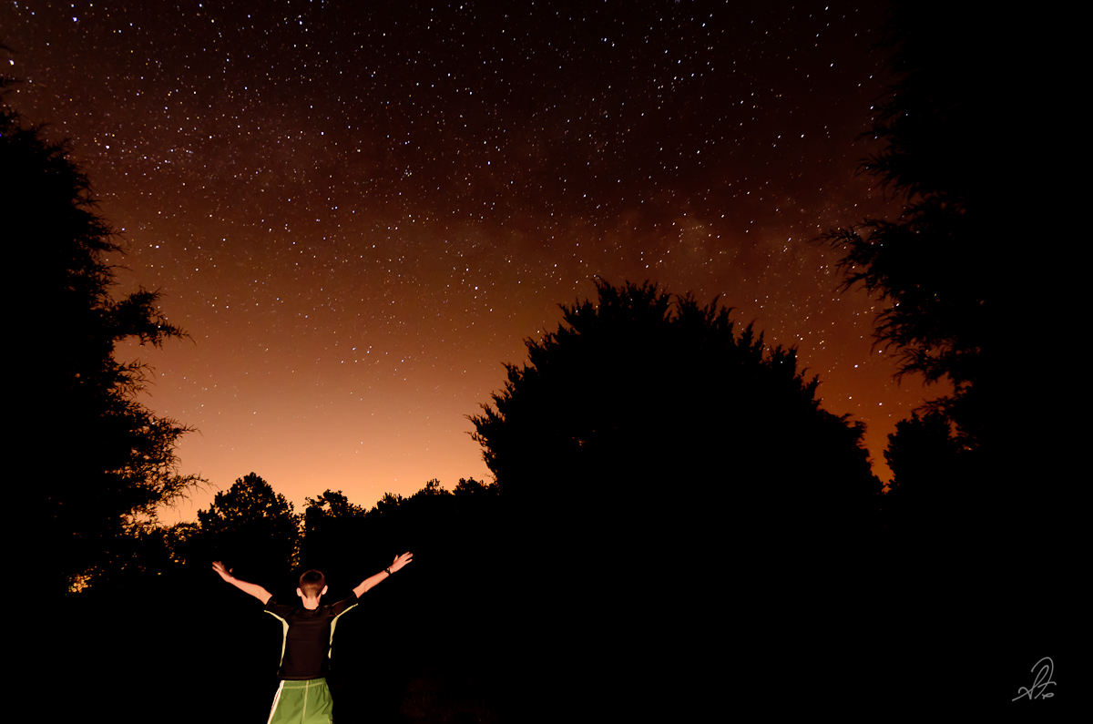 The Milky Way Galaxy and Jacob