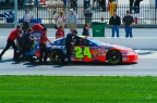 Jeff Gordon Qualifying Lap in Atlanta 2003
