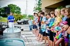 Baptism Celebration at Cornerstone Church in Auburn