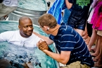 Baptism Celebration at Cornerstone Church in Auburn