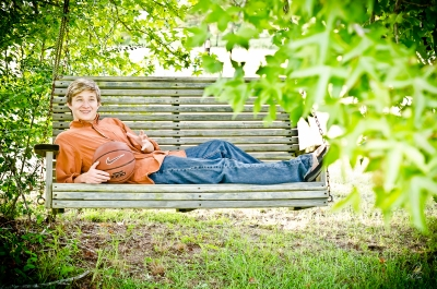 Malone Kaak Senior Photo Shoot for 2013