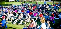 Cornerstone Church at Lee Scott Baptism Celebration Event
