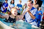 Cornerstone Church at Lee Scott Baptism Celebration Event