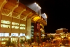 Jordan-Hare at Night for Auburn vs LSU 2012