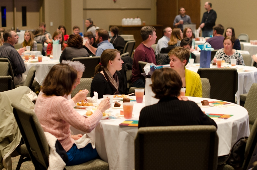 Cornerstone Church Celebration Dinner 2013