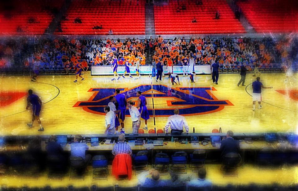 Auburn Basketball SEC Opener