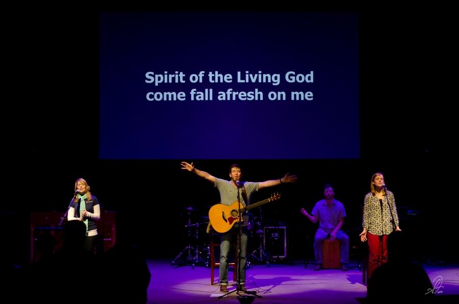 Worship Spirit of the Living God