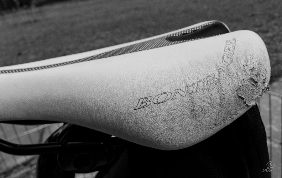Bontrager Seat Damage from Wreck