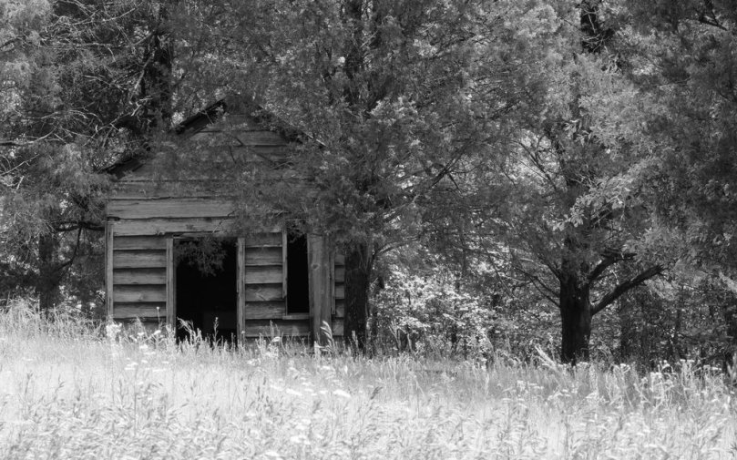Rural Decay Structure 1.100