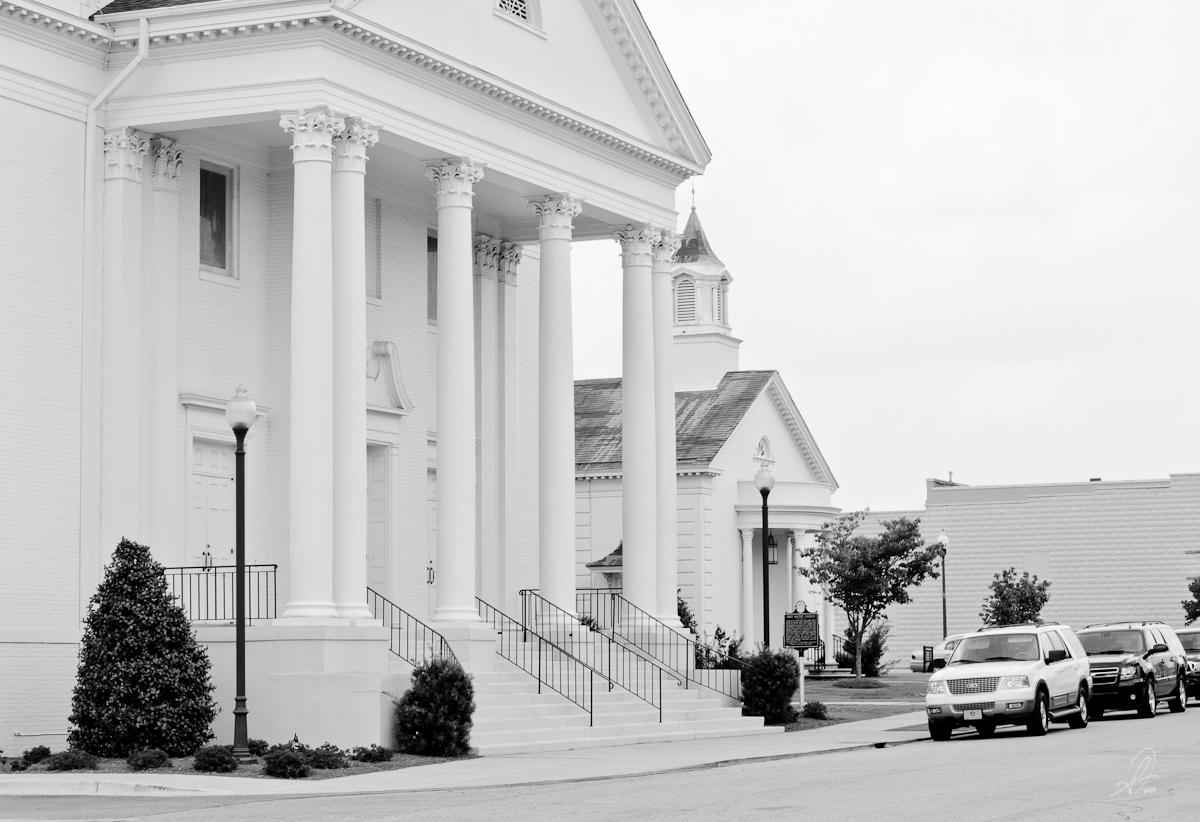 First Baptist Church of Opelika