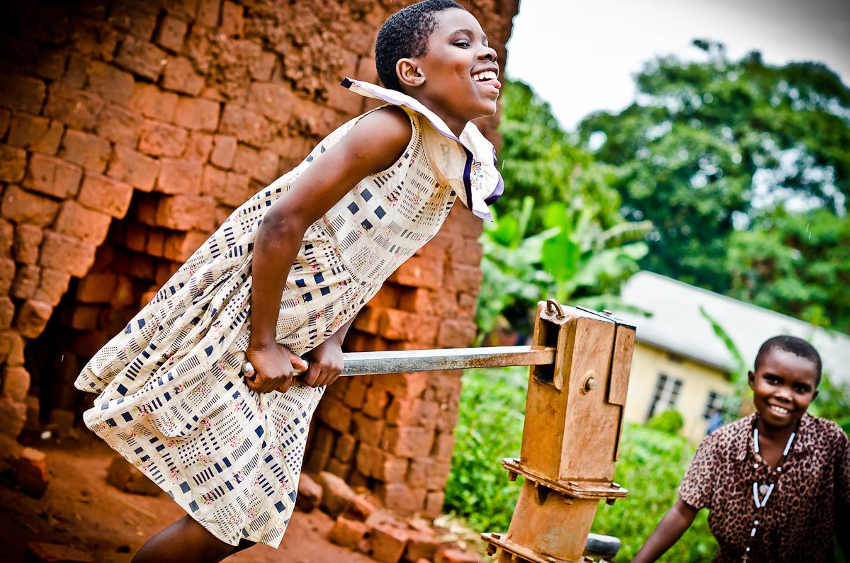 Freshwater Uganda Well