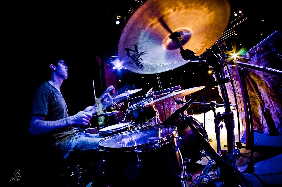 Drums During Worship