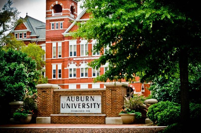Samford Hall Auburn University