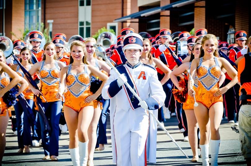 Auburn Tigers Football vs ULM 2012