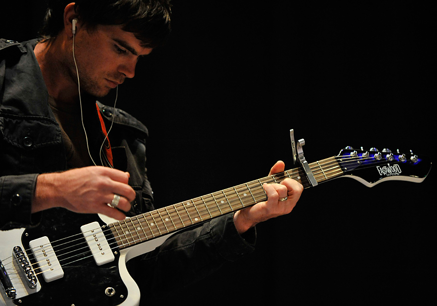 Band Practice for Sunday Worship