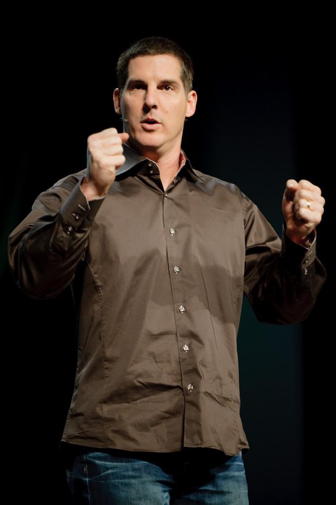 Craig Groeschel Preaching