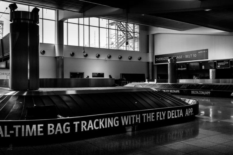 Delta Baggage Claim